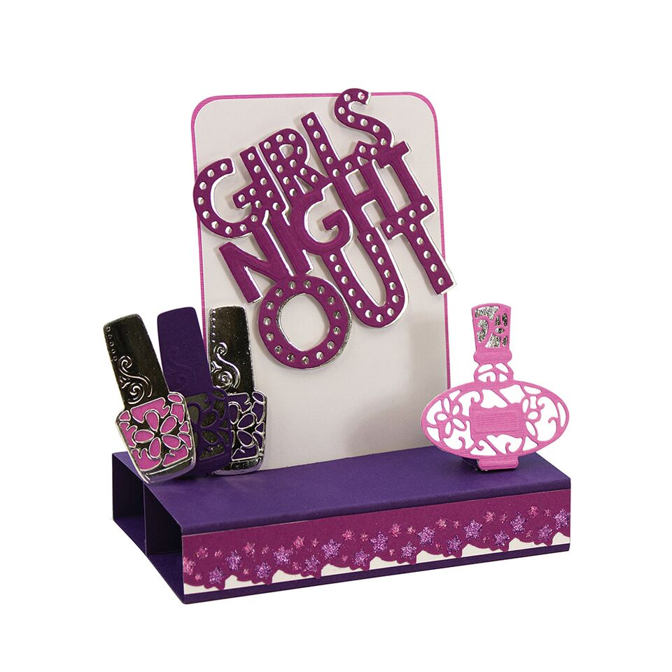 Girls Night Out Sentiment Die Girls Night Out [1070e]