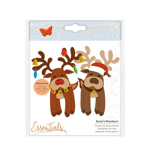 Essentials - Christmas Buildables - Rudolf Reindeer [1752E]