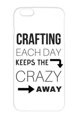iPhone Case 6/6s Plus Case-Crafting Each Day