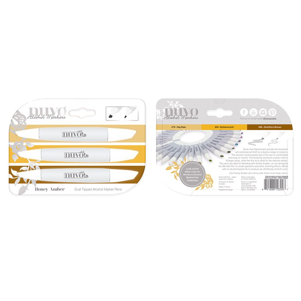 Marker Pen Collection Honey Amber [324N]