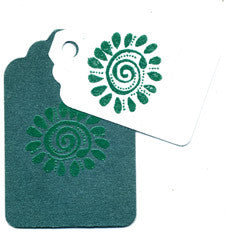 Embossing Powder Pines Green [EP365]