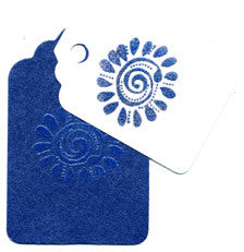 Embossing Powder  Bracing Blue [EP366]