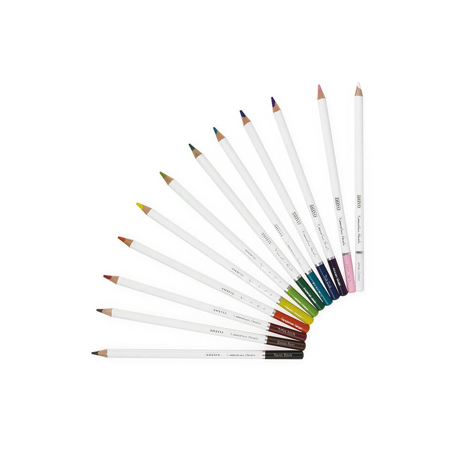 Watercolor Pencils Brilliantly Vibrant, 520N