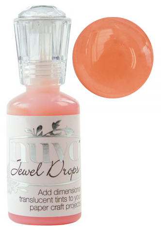 Nuvo Jewel Drops-Rose Water 647N