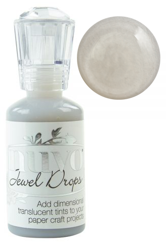 Jewel Drops Grey Mist [648N]