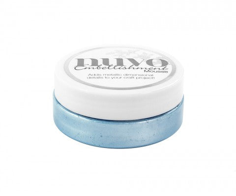 Mousse Cornflower Blue [806N]
