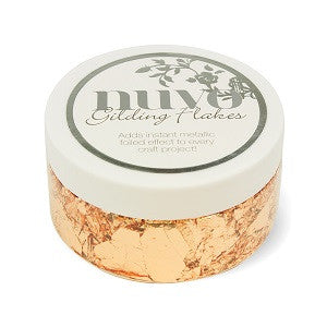 Nuvo Gilding Flakes - Sunkissed Copper [852N]