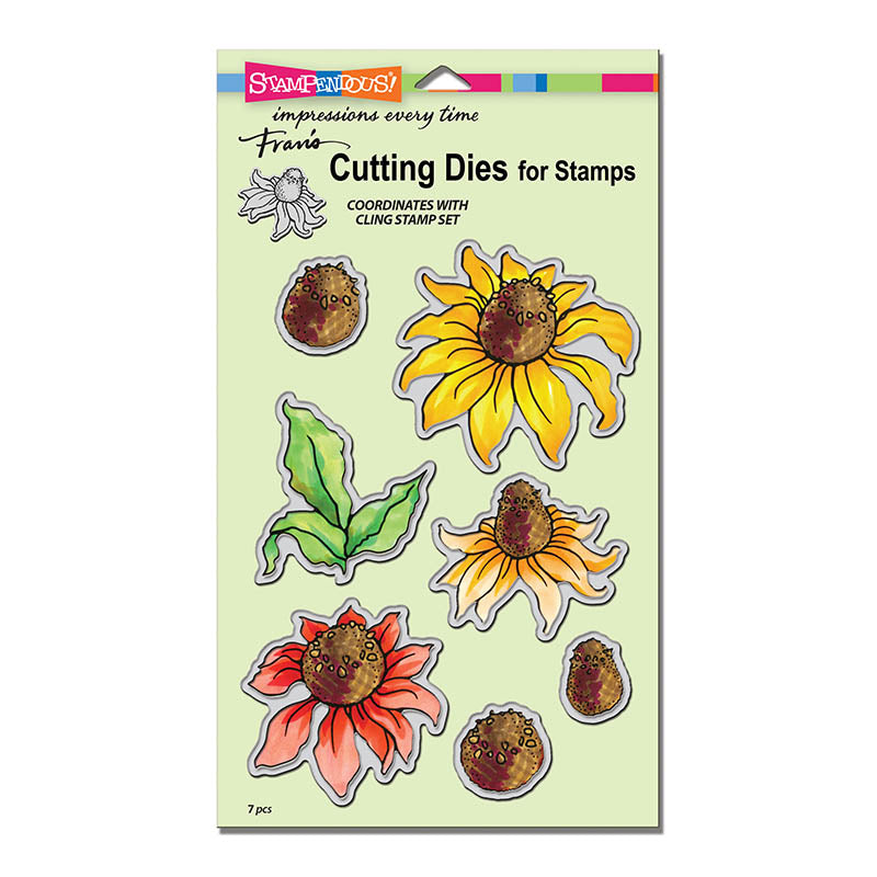 Coneflower Die Set [DCS5104]