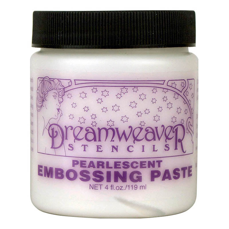 Pearlescent Embossing Paste [DWDPP]