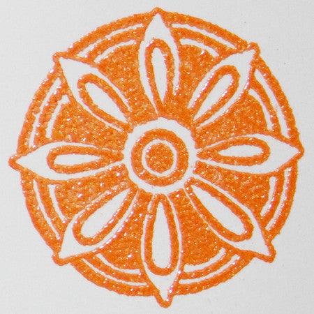 Embossing Powder Tangy Tangerine [EP447]