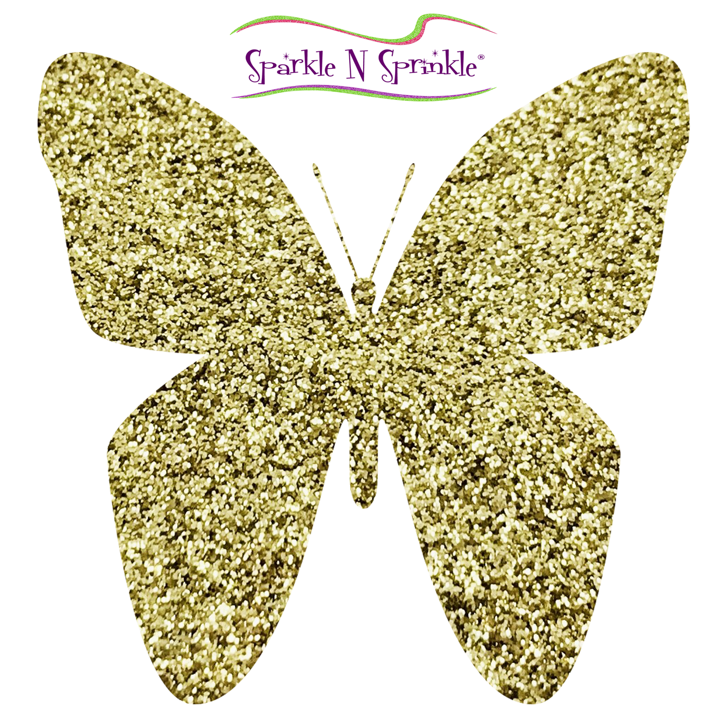 Ultrafine Glitter Sequin Gold [G1075]