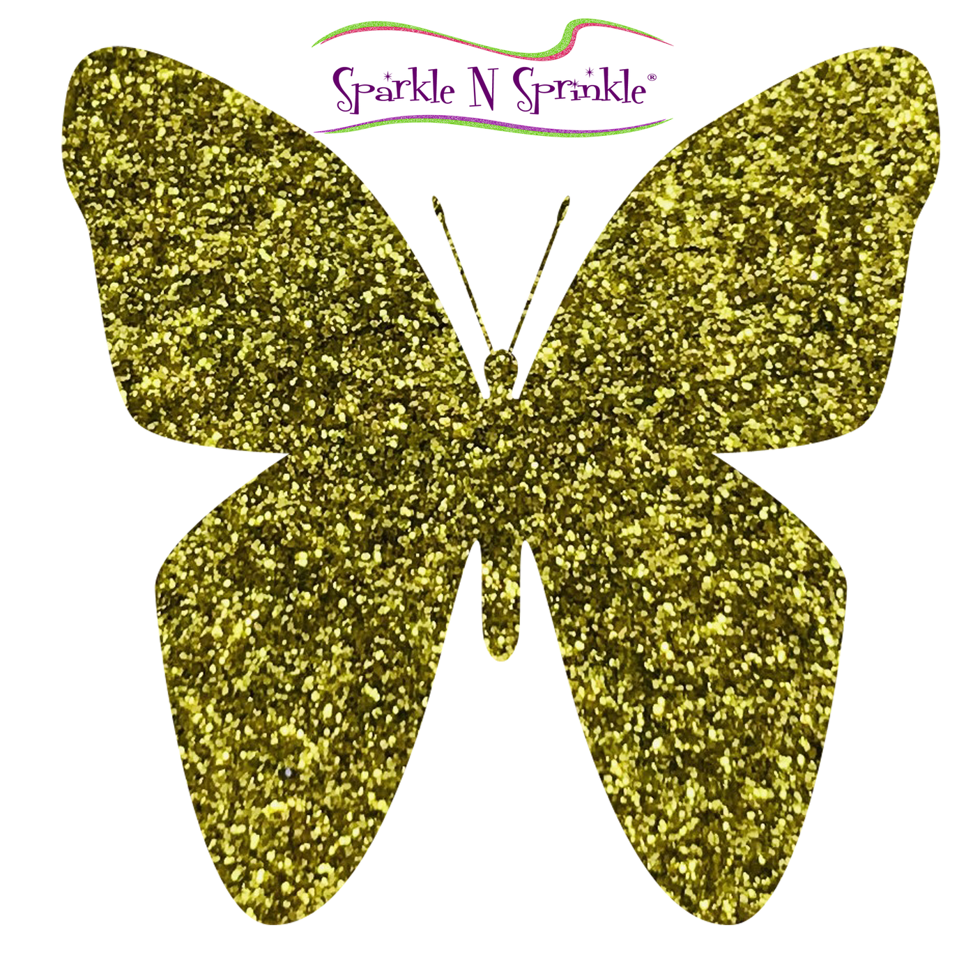 Ultrafine Glitter Citron Green [G1087]