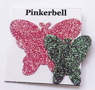 Ultrafine Glitter Pinkerbell (Semi-Transparent) [G1130]
