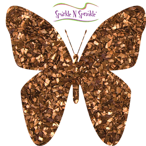Glass Glitter Bronze (Opaque) [GG08C]