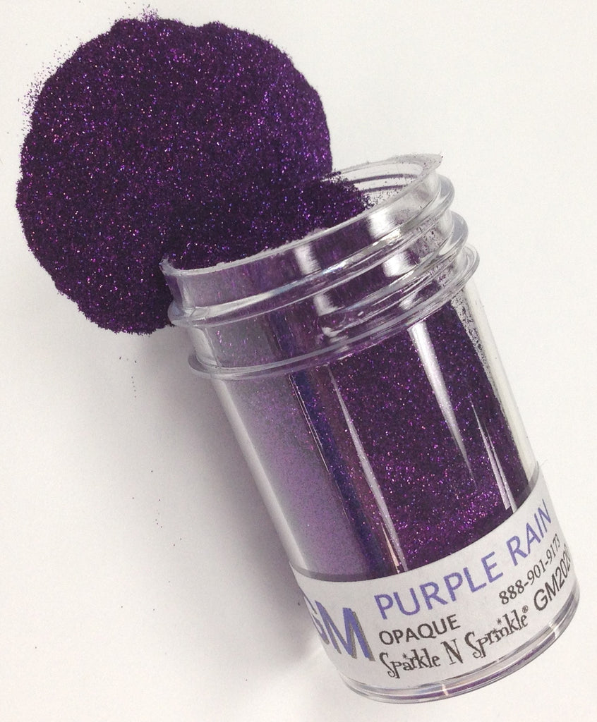 Microfine Glitter Purple Rain, GM2020