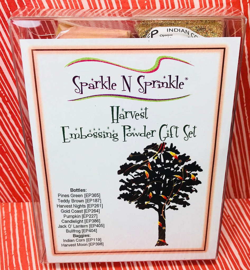 Gift Set- Harvest Embossing Powders [GS4]