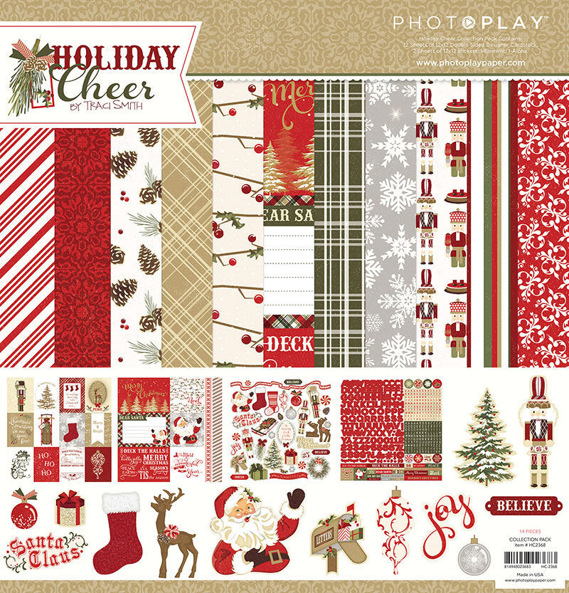 Collection Pack Holiday Cheer by Traci Smith [HC2368]