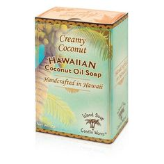 Hawaiian Coconut Oil Soap [soap]