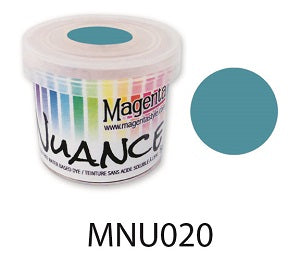 Nuance Aquamarine Watercolor Powder [MNU020]