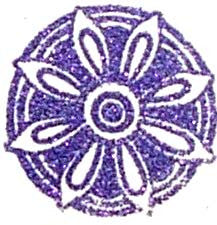 Embossing Powder Royal Purple (Opaque), EP275