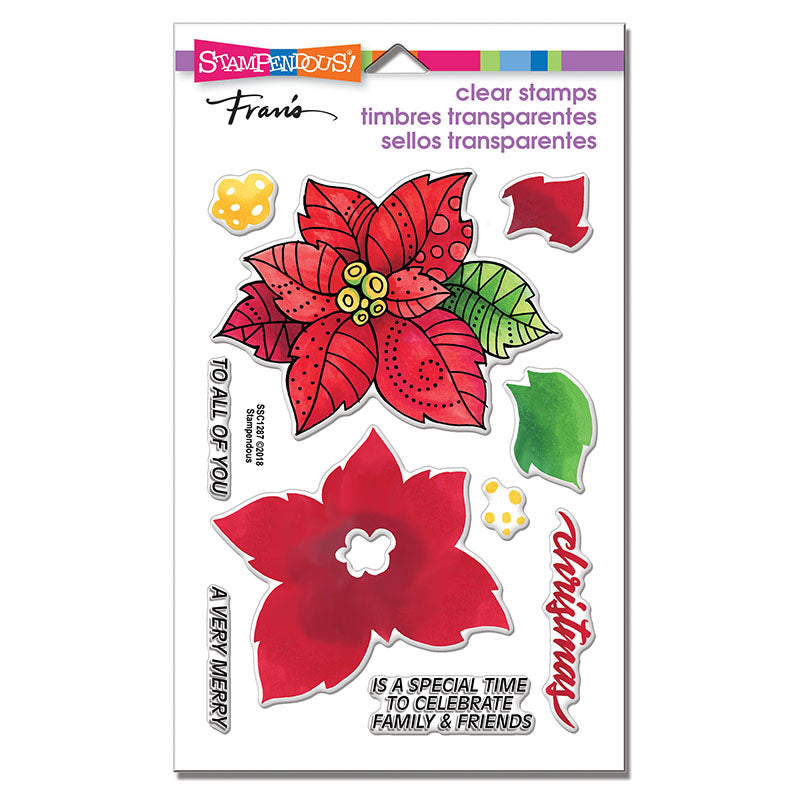 Poinsettia Parts PCS [SSC1287]