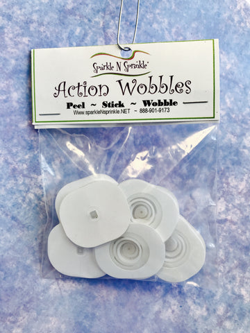 "Action Wobbler 1 1/2"" [AWS10]"