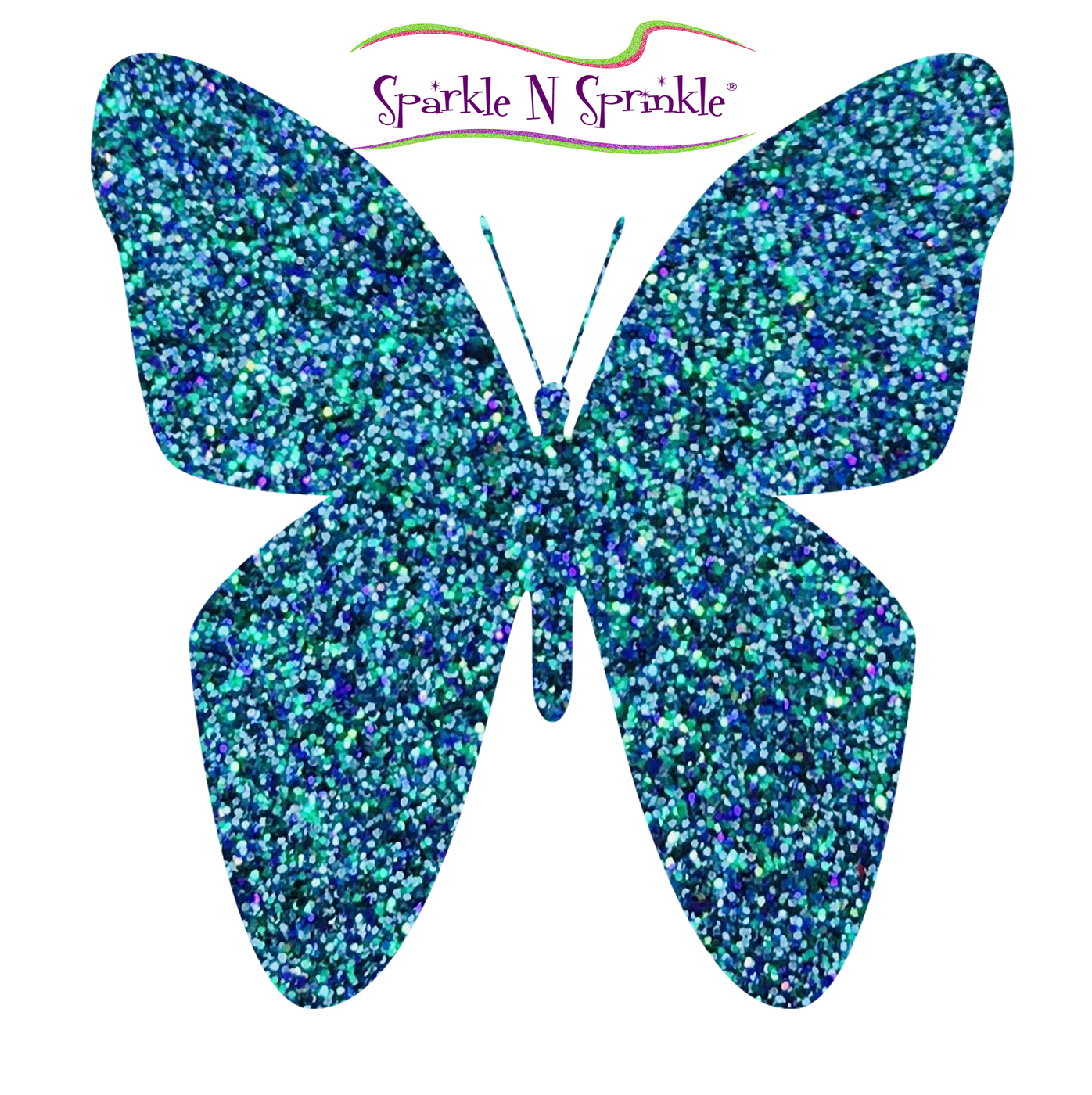 Ultrafine Glitter Priceless Peacock (Opaque) [G1015] NC FREE
