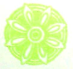 Embossing Powder Key Lime  [EP219]