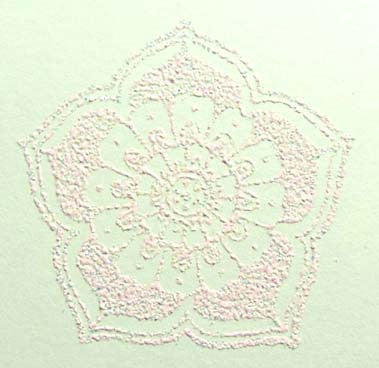 Embossing Powder Lana Pink, EP150