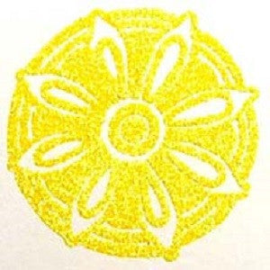 Embossing Powder Lemon Chiffon (Opaque) [EP315]