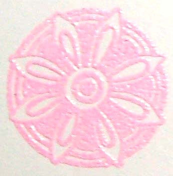 Embossing Powder Petal Pink, EP220