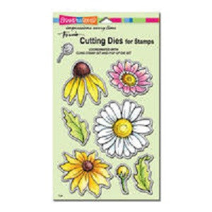 Daisy Mix Die Cut Set [DCS5082]