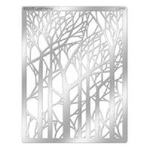 Bare Trees Stampendous Stencil, DWLJ849