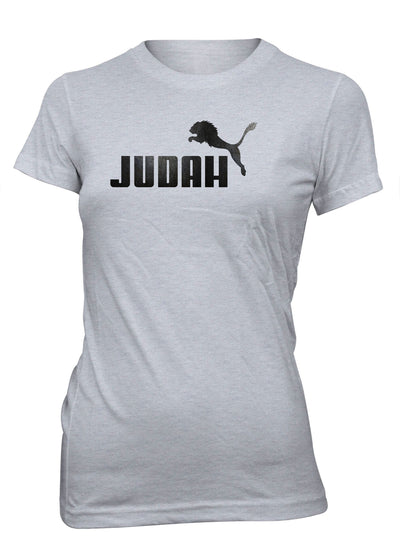 Lion Of Judah Israel Jesus God Christian T-Shirt for Juniors