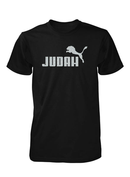 Lion of Judah Israel Special Edition Heat Transfer Christian T-shirt for Men