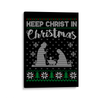 Keep Christ in Christmas Wall Art Home Decor | Aproies