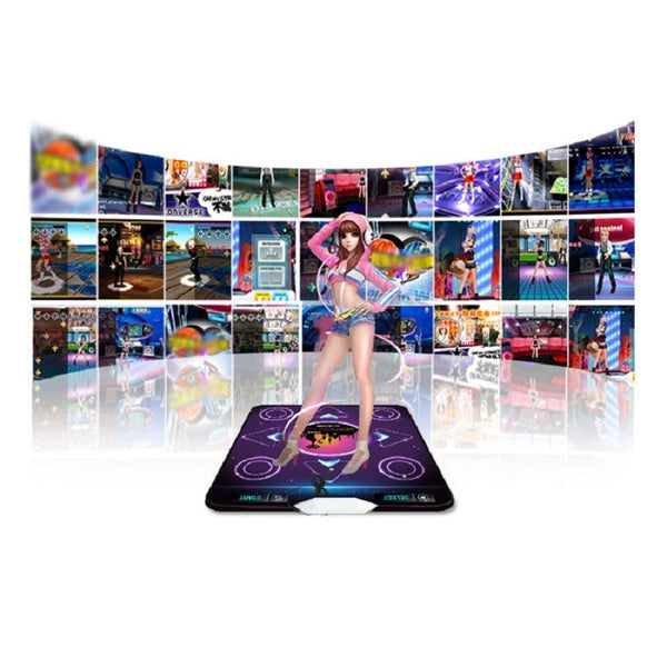 High Quality Non-slip USB Dancing Pad Dance Mat Equipment for PC Dance Dance Revolution
