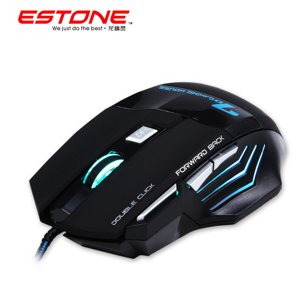 USB Gaming Mouse 7 Buttons 3200DPI