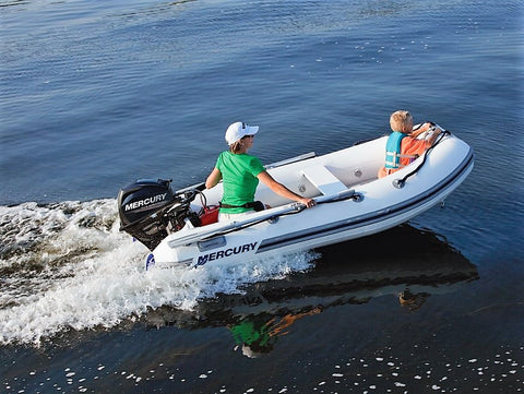 Mercury Marine 240 Air Deck Inflatable Boat