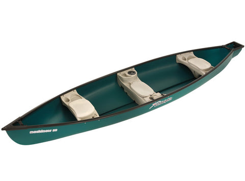 Mackinaw (Green Colour) Canoe from Marine Store India