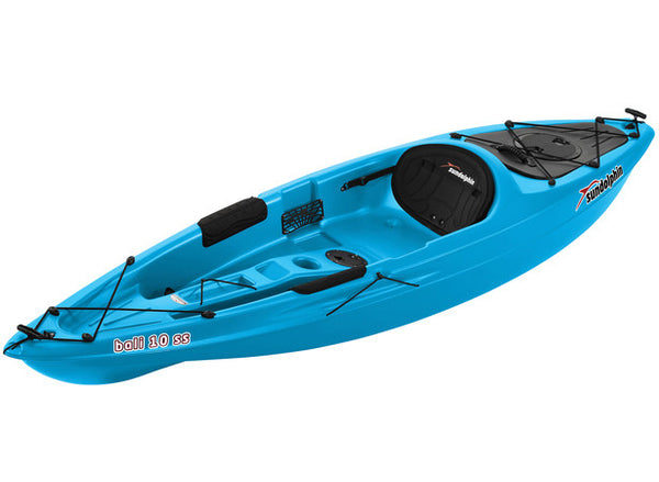Lime Colour 10' Kayak from Marine Store