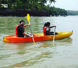 Twin Seater Kayak - Made in India
