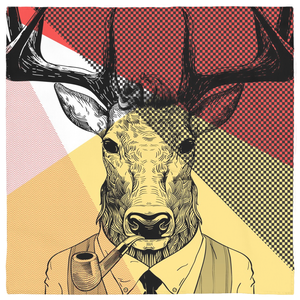 Dapper Deer Bandana
