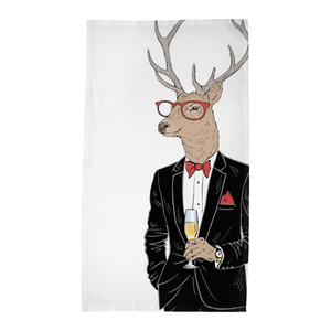 Dapper Deer Tea / Bar Towel