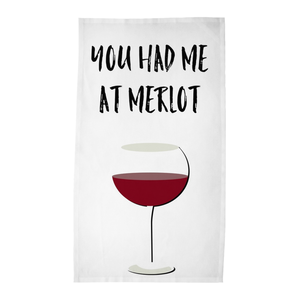 Merlot Tea / Bar Towel