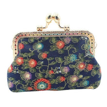 coin purse Women Lady Retro Vintage