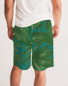 Jungle Men's Jogger Shorts
