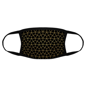 Geometric Face Masks Ordinary Masks for Women and Men