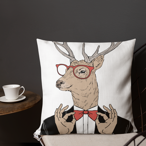 Dress to Impress Premium Pillow