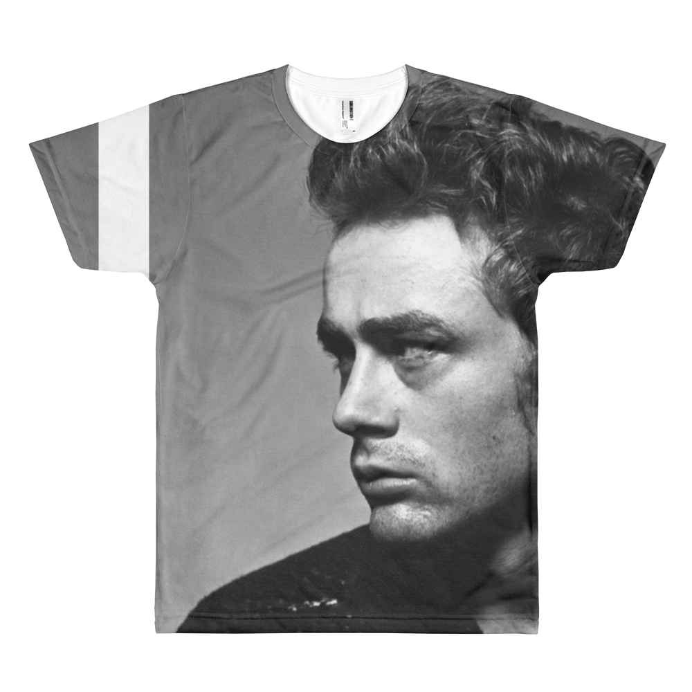 James Dean All Over Print T
